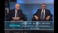 Lung Disease, Internal Medicine and Urology - November 5, 2013