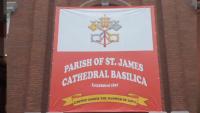 St. James Basilica - City of Churches