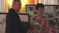 Ed Wilkinson Honored with Life Award