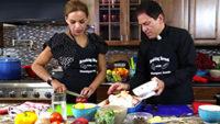 Celebrity chef Kersti Bowser, Chicken