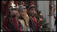 Our Lady Queen of Martyrs School Gives Back, Year Round