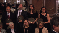 Girls High School Hall of Fame Welcomes New Inductees