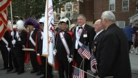 Knights of Columbus Parade Patriotism in Brooklyn