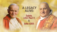 Saints John Paul II and John XXIII documentary
