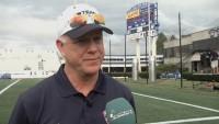 Boomer, High School Athletes Raise Cystic Fibrosis Awareness