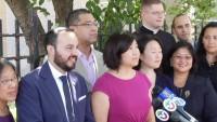 Church, Congresswoman Boost Immigration Program