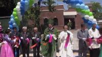 Korean Community Celebrates New Parish Center in Queens