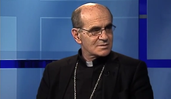 Bishop Elias Sleiman Speaks Out Against Syria Conquest - Currents