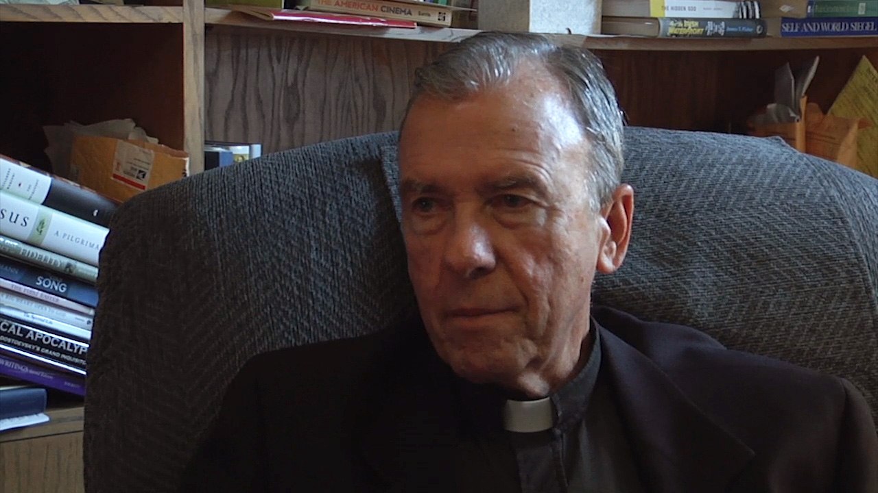 Father Robert Lauder in Office