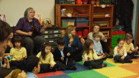 """Blessed Sacrament School's """"Music Together"""""""