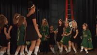 St Patrick Academy Step Dancing