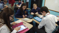 Technology and Theology at Xaverian's Genesis