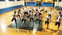 Our Lady of Lourdes Queens Village Zumba 1