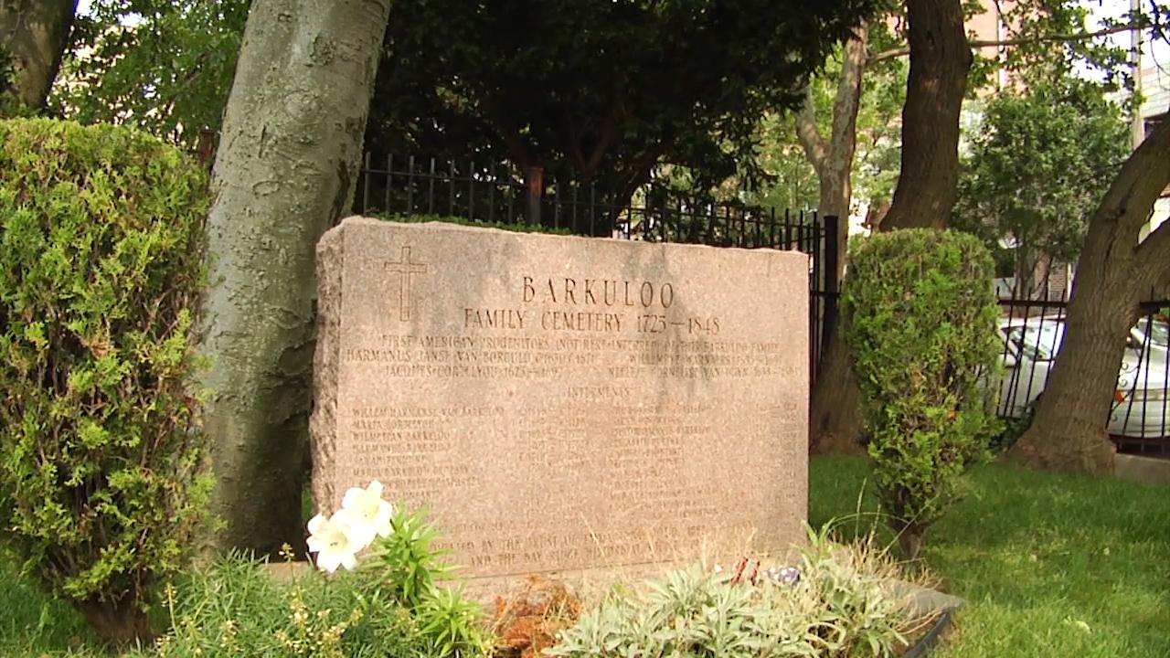 Barkuloo Cemetery