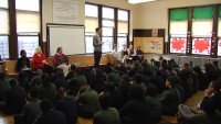 Jesuit Prep Teaches Students to Serve