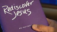 Rediscover Jesus Cover