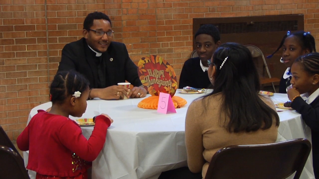 St Francis Academy Thanksgiving