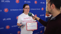 Saint Francis College Inspires Giving