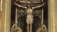 Crucifix SHSS Church