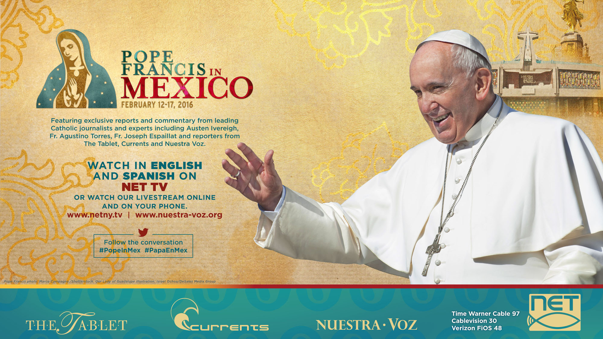 Pope Francis in Mexico DeSales