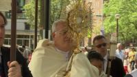 Celebrating Corpus Christi in Woodside