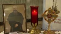 Maximilian Kolbe Relic