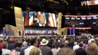 Republicans Celebrate Trump Nomination