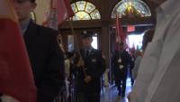 Bishop Honors 9/11 Victims Through Prayer and Song