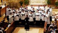 Singing Seminarians go on Tour