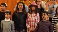 Catholics and Jews Share Thanksgiving Service
