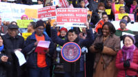Tenants Call on City for Right to Counsel