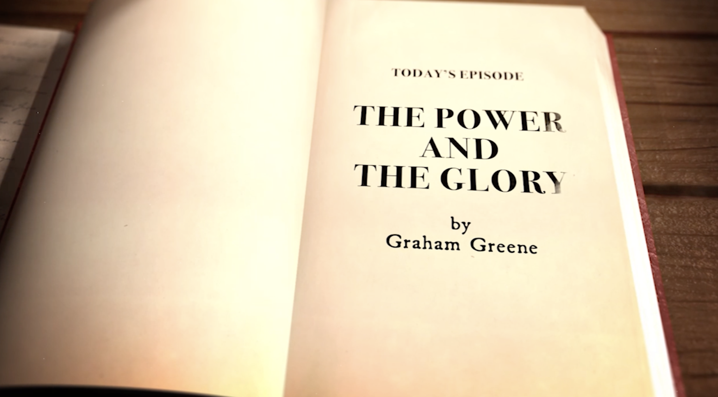 an analysis of the power and the glory by graham greene In his penetrating novel the power and the glory, graham greene explores corruption and atonement through a priest and the people he encounters in the 1930s one mexican state has outlawed the church, naming it a source of greed and debauchery.