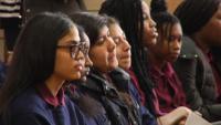 All-Girls High School Hosts Women's Professional Day