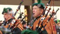 NYC St. Patrick's Day Celebration 2017