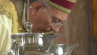 """Bishop DiMarzio Announces """"Year of Vocations"""" at Chrism Mass"""