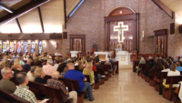St. Helen's Church Rededicated After Renovations
