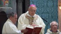 Bishop DiMarzio Celebrates Mass for Puerto Rico