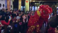 Lunar New Year Roars Through St. Agatha's