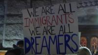 Brooklyn Vigil Shows Solidarity With Dreamers