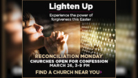 Reconciliation Monday Across Three Dioceses