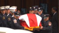 Farewell to a Fallen Firefighter