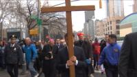 'Way of The Cross' Makes Way Through Brooklyn