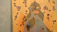 Blessed Mother Painting Causes Controversy
