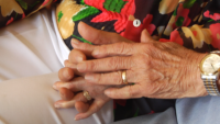 """Saying """"I Do"""" After 67 Years"""