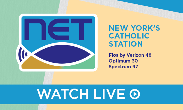 NET TV - Catholic TV from the Diocese of Brooklyn