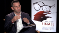 A Discussion with the Cast & Crew of 'Operation Finale'