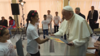 Pope Visits Catholics And Refugees In Bulgaria
