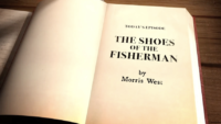 """Episode 36 – """"The Shoes of the Fisherman"""""""