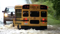 Torrential Rains, Flash Floods Hit Washington D.C.