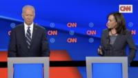 Biden Faces Presidential Backlash in Second Democratic Debate
